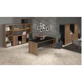mobiliários para escritórios no Residencial Oito