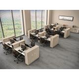 móveis corporativos para escritório em Aricanduva
