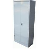 onde encontrar armários de ferro para escritório em Alphaville Residencial Plus