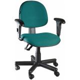 onde encontrar cadeira de escritório giratória em Interlagos