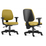 onde encontrar fornecedor de cadeiras para call center na Vila Marisa Mazzei