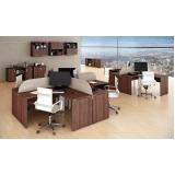 onde encontrar mesa para escritório com baia na Cantareira