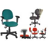 quanto custa cadeira executiva de escritório na Anália Franco