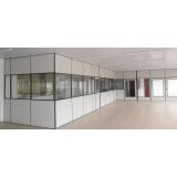 quanto custa divisórias para escritório de eucatex na Vila Andrade