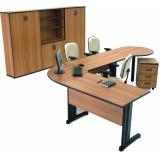 quanto custa mesa em l para escritório em Sapopemba